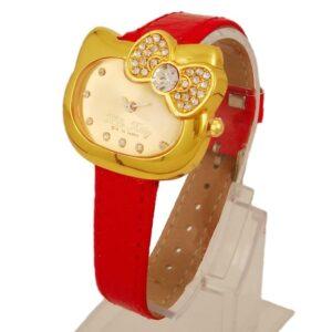Med rött armband